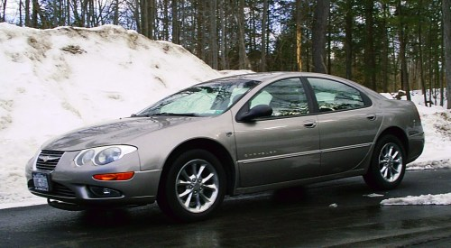 small resolution of 1999 chrysler 300m