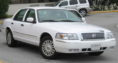 small resolution of 2006 facelift 2006 2011 mercury grand marquis