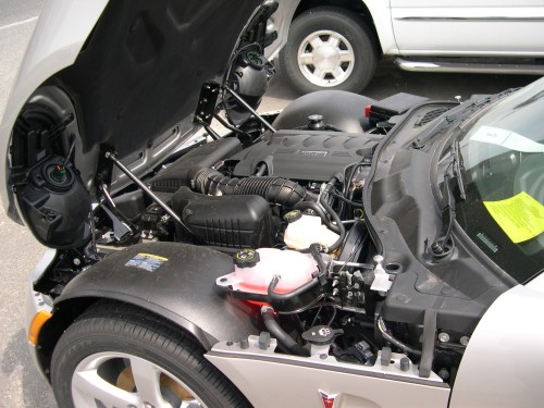 small resolution of ecotec le5 engine in a 2006 pontiac solstice