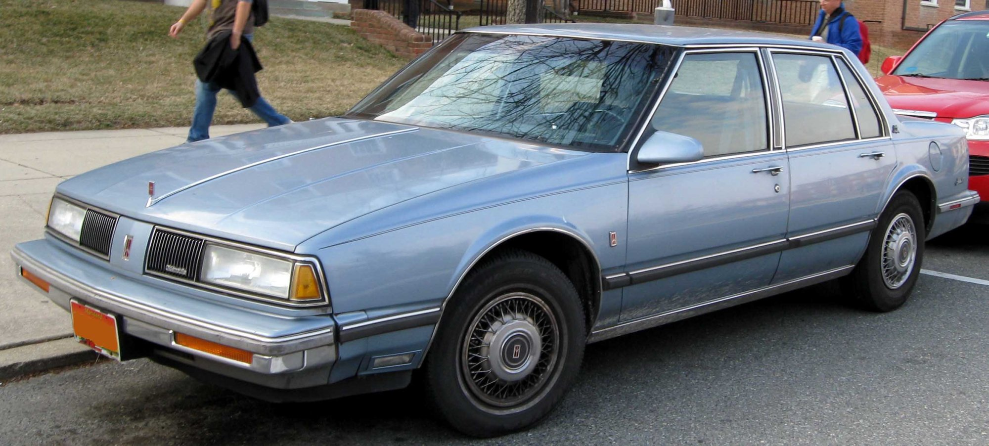 hight resolution of 1986 89 delta 88 sedan this is a 1988 or 1989 model because the