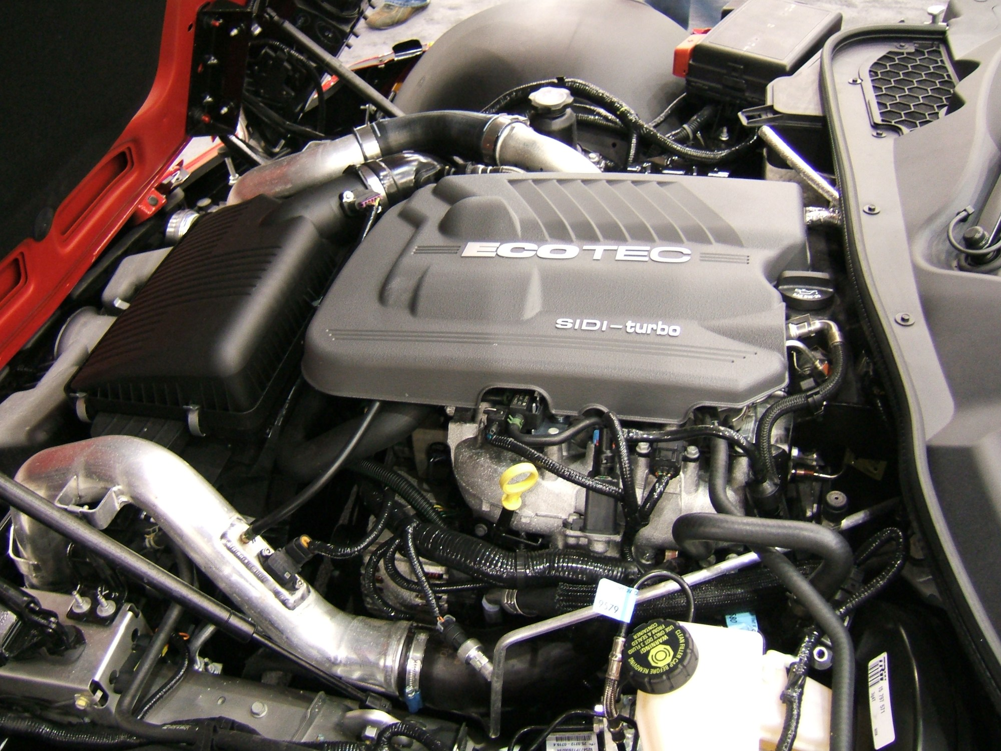 hight resolution of ecotec lnf in a pontiac solstice