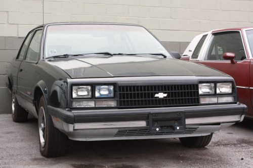 small resolution of 1984 chevrolet celebrity eurosport coupe