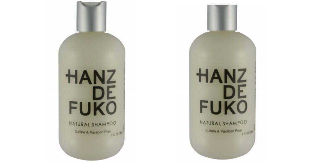 Hanz de Fuko Shampoo   Top Ten Hair