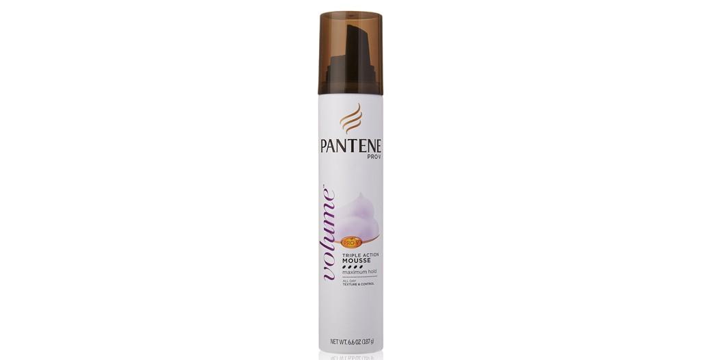 Pantene Mousse   Top Ten Hair
