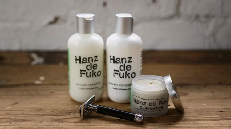 Men's Hair: Ten Essential Products