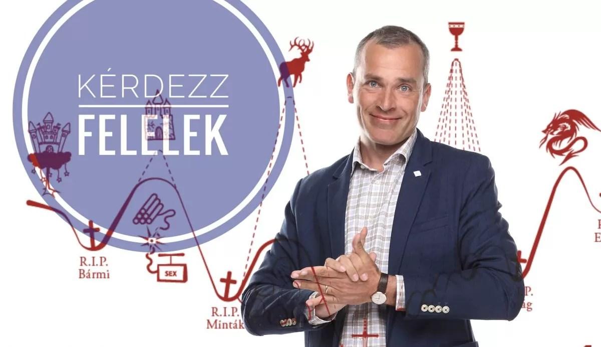 Kérdezz-Felelek LIVE - Joós István Sopronban