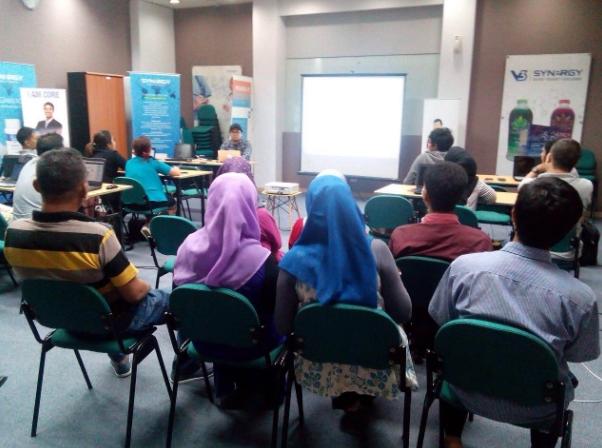 Belajar Bisnis Online Dari Rumah di Lubuk Linggau