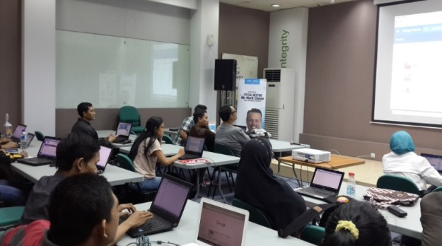 Kursus Private Internet Marketing di Jambi