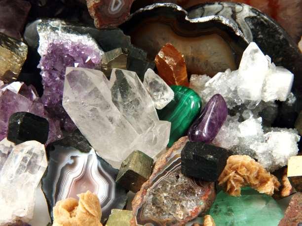 ημιπολύτιμοι λίθοι κρύσταλλοι ορυκτά 21