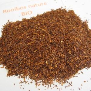 Rooibos nature BIO - Rooibos - Infusion - en aparthé