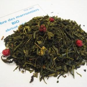 A l'ombre des marronniers BIO - en aparthé - Boutique en ligne de thés et cafés