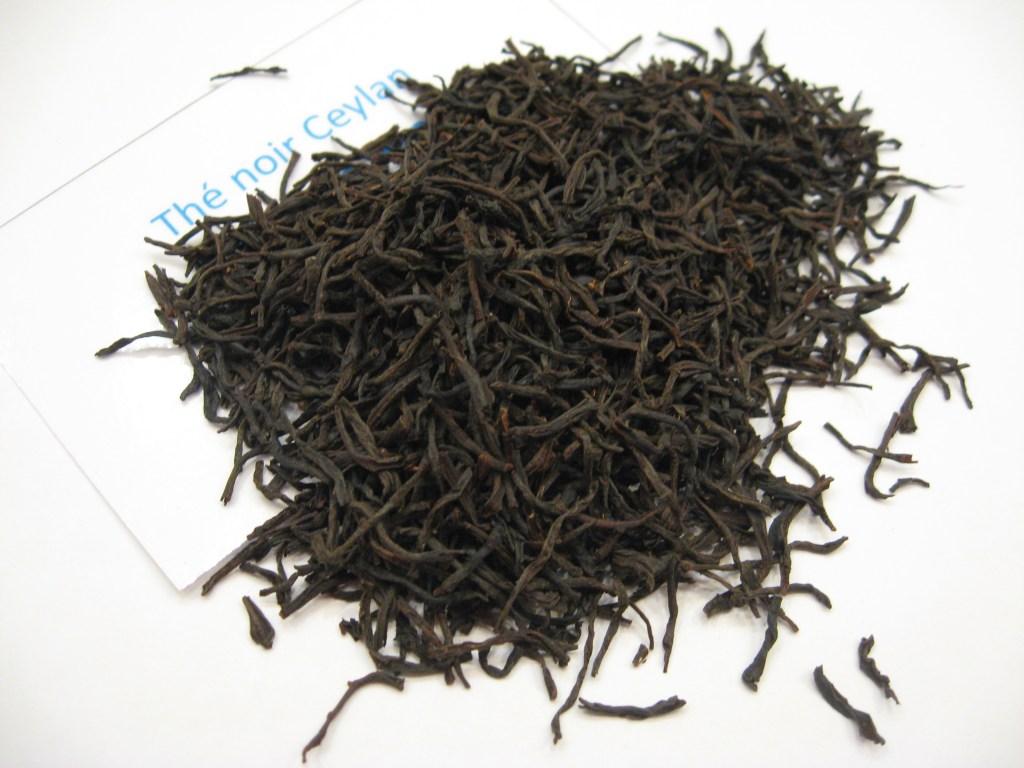 Ceylan Ratnapura - thé noir - en aparthé - Boutique en ligne