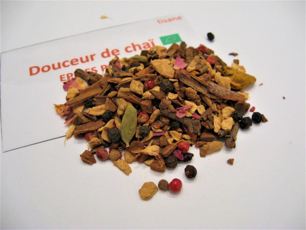 Douceur de chaï BIO - en aparthé - Lyon - Boutique en ligne