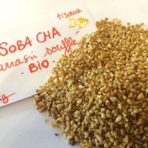tisane Soba cha BIO boutique en ligne enaparthé lyon