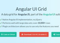 5 Best Design Frameworks To Build Applications With AngularJS 5