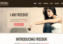 Handpicked Free Responsive HTML5 CSS3 Website Templates 7