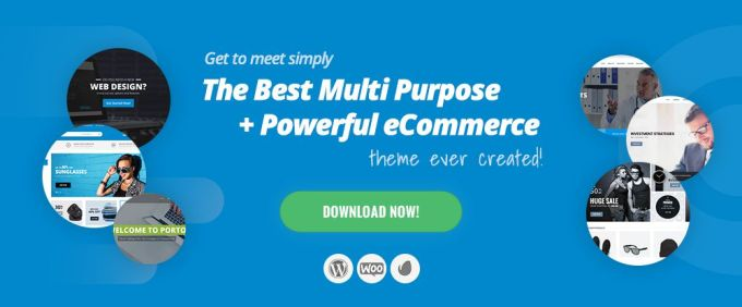 Porto - Ultimate WordPress+eCommerce Theme