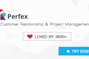Perfex – Powerful and Best Open Source CRM 10