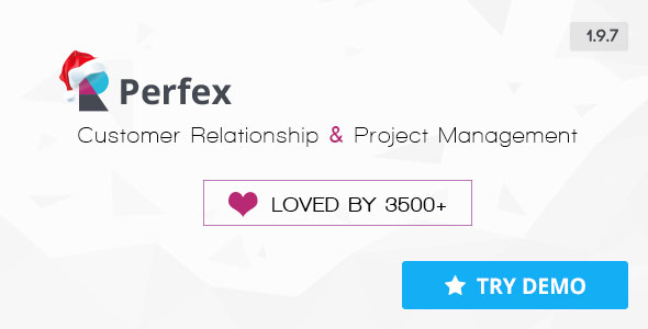 Perfex – Powerful and Best Open Source CRM 1