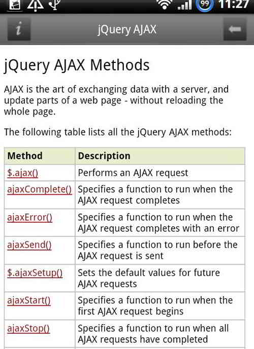 jQuery References