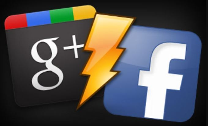 Will Google+ beat Facebook? Google Plus Vs Facebook 1