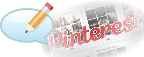 comment on pinterest Increase The Number of Followers on Pinterest