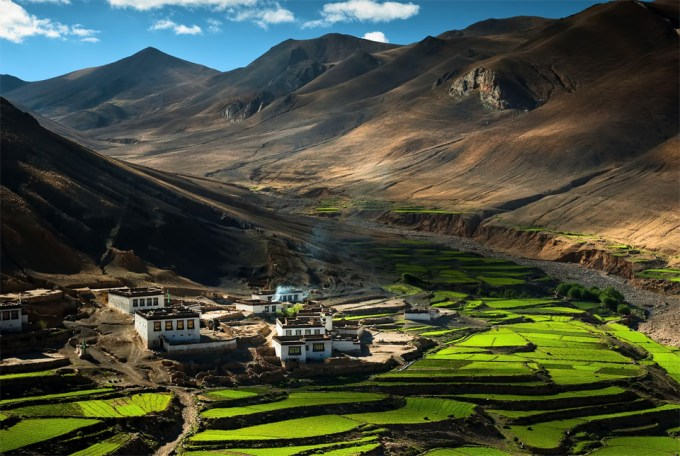 Photos of Most Beautiful Villages Around The World 4