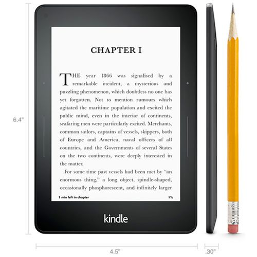 Top 5 Best eBook Reader Based on Price and Specs 2