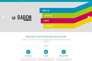 50+ Free Responsive HTML5 and CSS3 Templates 4