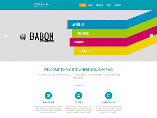 50+ Free Responsive HTML5 and CSS3 Templates