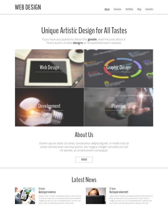 Free-HTML5-Design-Studio-Template