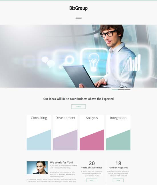 Free-HTML5-Theme-for-Business-Site
