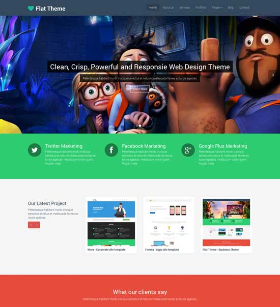 Free-Responsive-Multipurpose-Site-Template