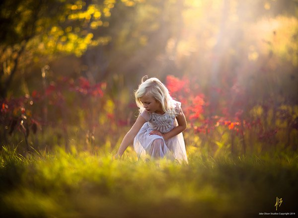 Collection of Cute And Enchanting Children Photography 15