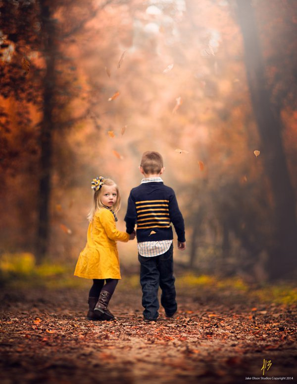 Collection of Cute And Enchanting Children Photography 8