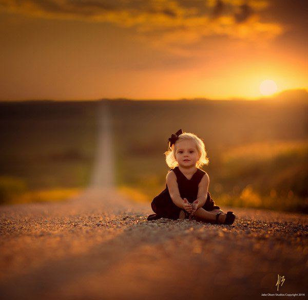 Collection of Cute And Enchanting Children Photography 7