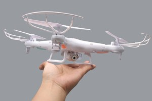 This Drone Generates Power Itself to Fly Longer 10