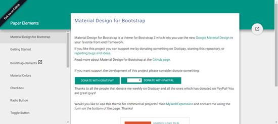 material-bootstrap