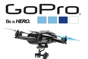 GoPro Drone Captures First Video Using Hero 4 camera 1