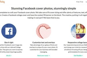 4 Great Online Tools Help You Personalize Facebook Cover 9