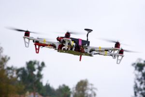 Unmanned Aerial Vehicle aka Drones and its Potential in Personalized Services 9