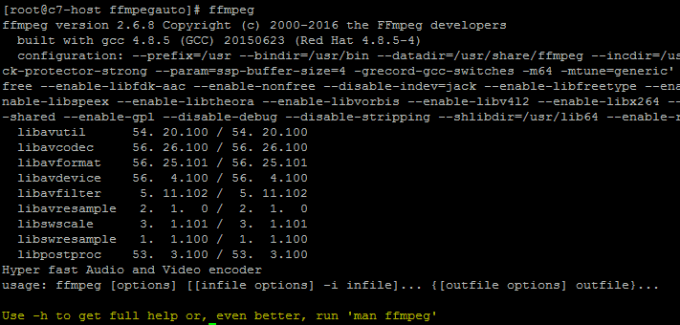 How To Install ffmpeg, flvtool2, mp4box and ImageMagick on CentOS 7 1