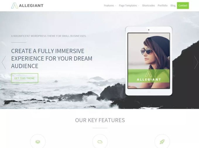 Best Free Responsive WordPress Themes of 2019 7