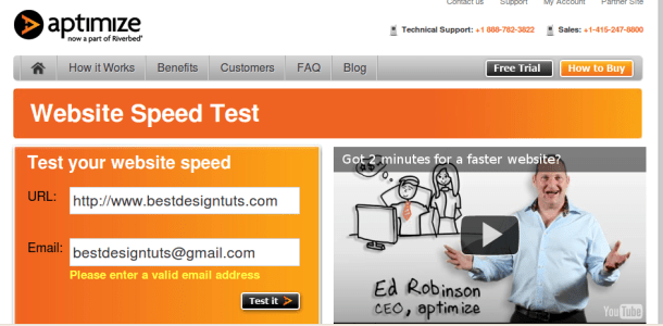 15 Best Online Tools to Test Your Website Speed 9