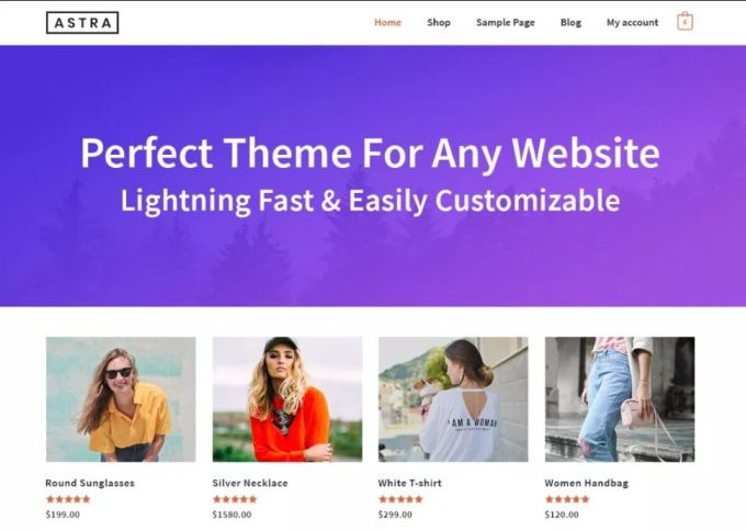 Best Free Responsive WordPress Themes of 2019 6