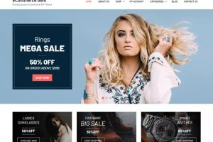 Free E-commerce WordPress Themes of 2019 You Can Download 5