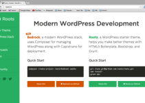 Top 10 Best Free WordPress Theme Frameworks 11