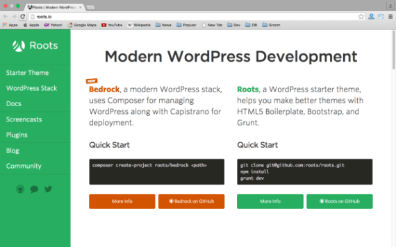 Top 10 Best Free WordPress Theme Frameworks 6