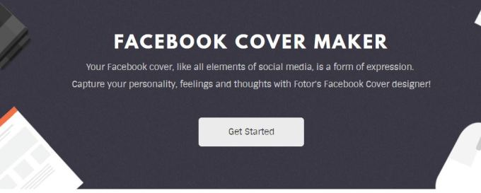 5 Best Cover Photo Maker For Your Facebook Profile 8
