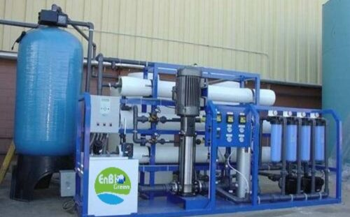 Enbio Green Solution - demineralized water softner